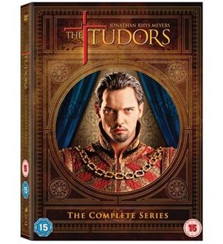 The Tudors: The Complete Series 15