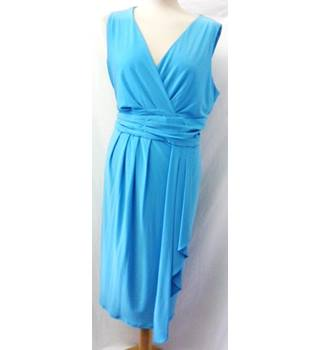 BNWT - Alexon - Size: 20 - Sky Blue - Long dress