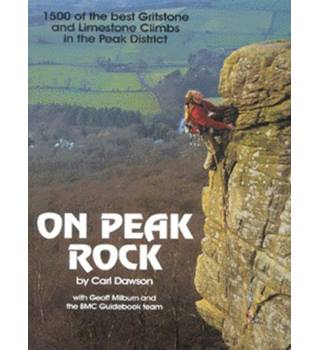 On peak rock - Selected climbs