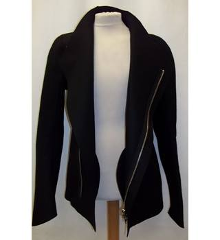 Chairman - Size: S/M - Black - Jacket_ 100% Wool