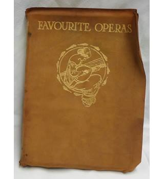 1910 Favourite Operas. By J. Cuthbert Hadden. Illustrations Byam Shaw