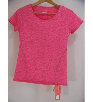 M&S Marks & Spencer - Size: 10 - Pink Fitness Top