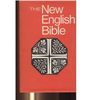 The New English Bible  1st edition of complete Bible 1970