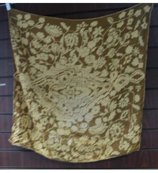 Vintage Jacqmar - Size: One size - Brown - Scarf