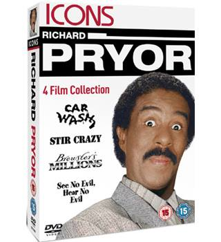 RICHARD PRYOR COLLECTION 4 Film DVD Box Set 15