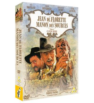 JEAN DE FLORETTE/MANON DES SOURCES DVD Box Set PG
