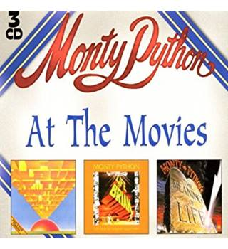 Monty Python At the Movies - 3CDs Monty Python