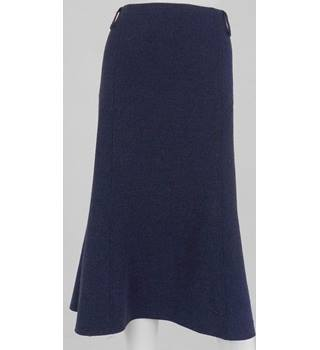 Country Casuals (CC) Size 18 Purple Calf-Length Skirt