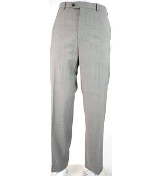 "Armani - Size: 34"" waist Grey Trousers"