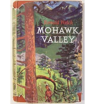 Mohawk Valley - First edition, 1958
