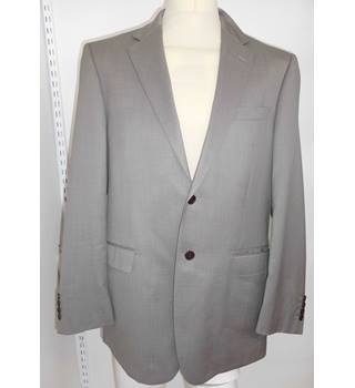 M&S Marks & Spencer - Size: L - Grey - Jacket