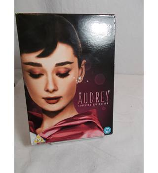 Audrey (Hepburn) Timeless Collection Boxset