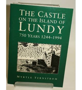 The castle on the island of Lundy