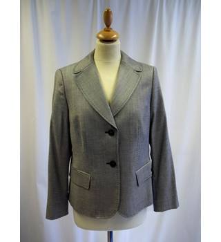 Designer - Escada - Size: S - Grey - Smart jacket
