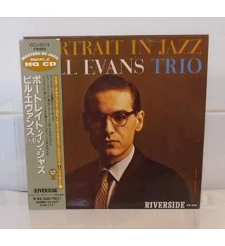 Portrait In Jazz - Bill Evans Trio (Japanese Import)