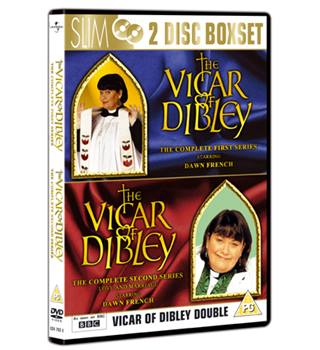 THE VICAR OF DIBLEY THE COMPLETE FIRST AND SECOND SERIES.cert PG PG