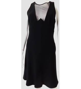Moschino Size 8 Little Black Dress