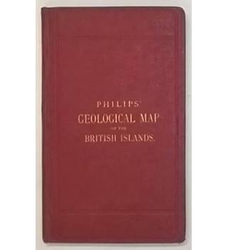 Philips' Geological Map of the British Islands [1888]