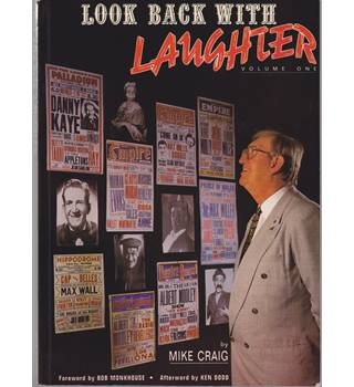 Look Back with Laughter, volume 1 - signed