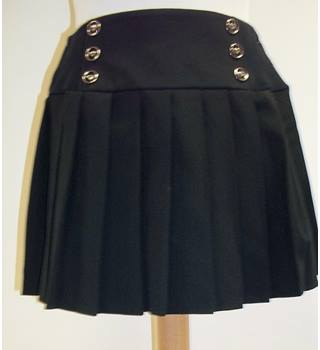 Tammy - Size: 12 years - Black - Pleated skirt