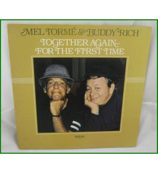 Mel Tormé & Buddy Rich ‎– Together Again - For The First Time - PL 25178