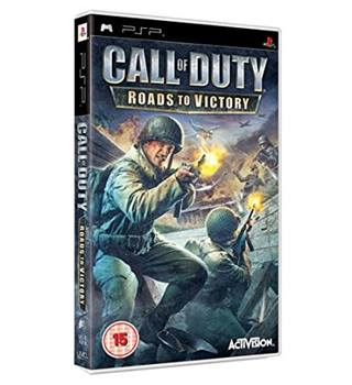 Call of Duty: Roads to Victory (PSP) by ACTIVISION