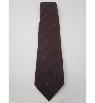 Deep Purple Balmain Tie