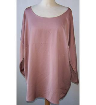 M&S Marks & Spencer - Size: 24 - Pink - Batwing top