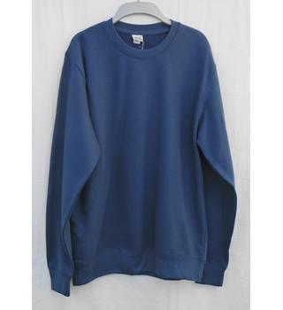 AWD blue sweatshirt Size L
