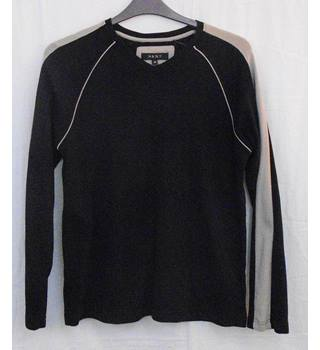 Next black sweatshirt Size M