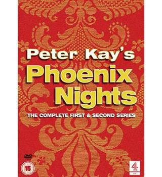 PETER KAY'S PHOENIX NIGHTS THE COMPLETE SERIES 1 AND 2.cert 15 15