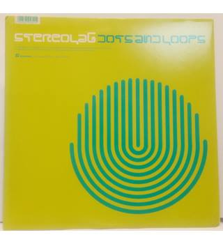 Stereolab ‎– Dots And Loops 2 × Vinyl, LP, Album EXCELLENT/ VERY GOOD Stereolab - D-UHF-D17