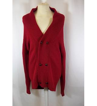 Paul Smith - Size: L - Red - Cardigan