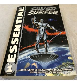 The Essential vol. 1: Silver Surfer