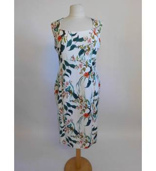 M&S Collection Floral Dress - Size 14