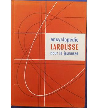 Encyclopédie Larousse pour la jeunesse (Larousse encyclopedia for children)