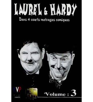 LAUREL AND HARDY LAUREL AND HARDY CLASSIC COMEDY SHORTS - VOLUME 3 U