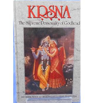 Krsna: Pt. 1: The Supreme Personality of Godhead: Pt. 1: The Supreme Personality of Godhead
