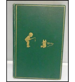 Winnie-The-Pooh by A.A.Milne with decorations by Ernest H. Shepard