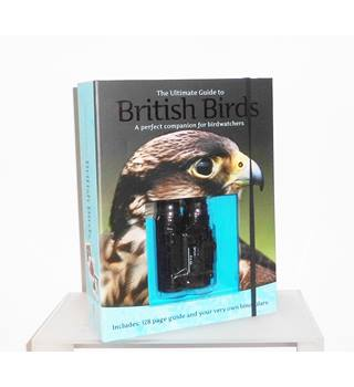 Companion Guide to British Birds with binoculars boxed set - Igloo