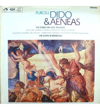 Dido & Aeneas-  Purcell - SAN 169