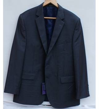 BNWT Vintage Austin Reed 'The Westminster' Jacket - Size 44R Austin Reed - Size: 44R - Grey