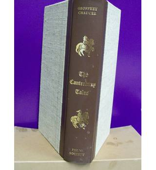 The Canterbury Tales ( Folio edition)