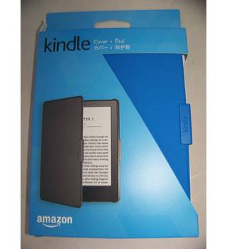 Kindle blue cover