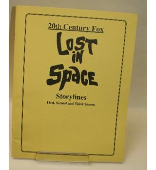 20th Century Fox Lost in Space - Storylines of all Three Seasons Book