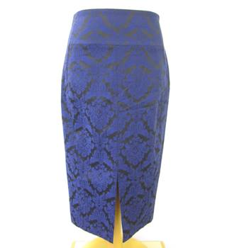 Ted Baker - Size: 8 - Blue - Pencil skirt