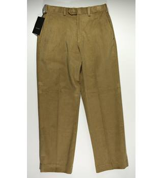 "BNWT M&S Marks & Spencer - Size: 32"" - Beige - Trousers"