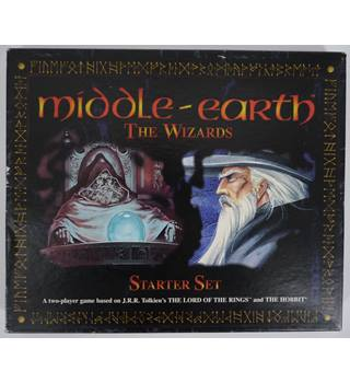 RARE Middle Earth: The Wizards: Two Player Starter Set