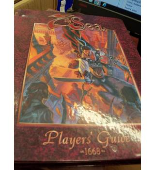 7th Sea Role Playing Game : Players Guide