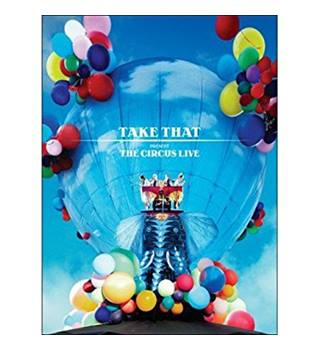 Take That Present the Circus Live Non-classified